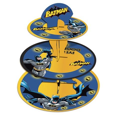 Batman Temalı Cupcake Standı