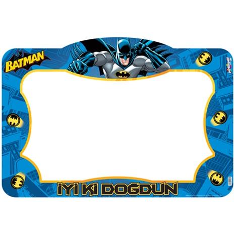 Batman Standart Hatıra Çerçevesi