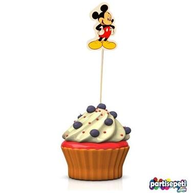 Mickey Mouse Temalı Kürdan