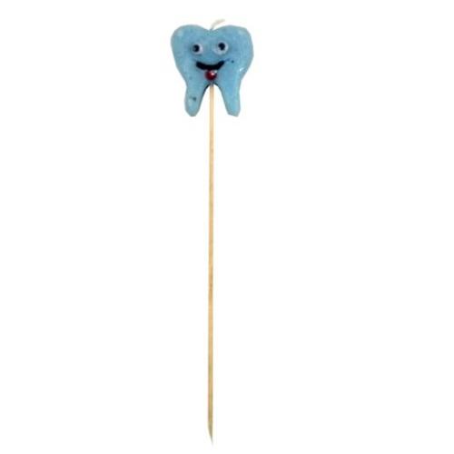 Diş Buğdayı Mavi Mum