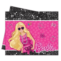 Barbie Temalı Masa Örtüsü