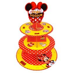Minnie Mouse Temalı Fashion Standı