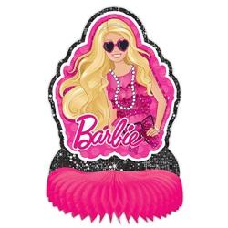 Barbie Temalı Masa Orta Süsü