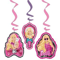Barbie Temalı İp Süs