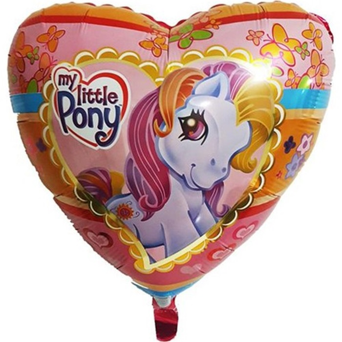 My Little Pony Folyo Balon