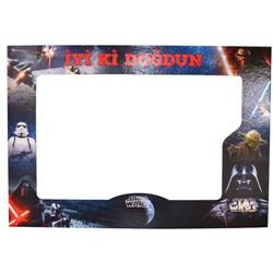 Star Wars Standart Hatıra Çerçevesi