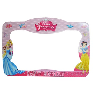 Prensesler Temalı Standart Resim Çerçevesi