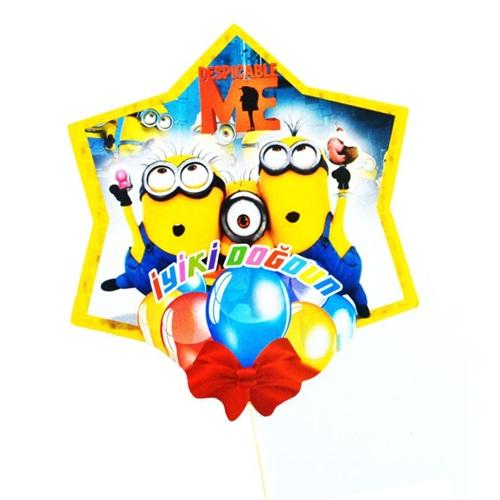 Minions Rush Konuşma Balonu