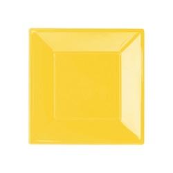 Sarı Kare Tabak