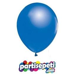 Lacivert Düz Latex Balon