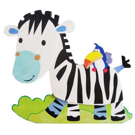 Zebra Duvar Süsü