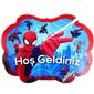 Konuşma Balonu Spiderman Temalı