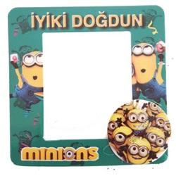Minion Rush Magnet Çerçeve