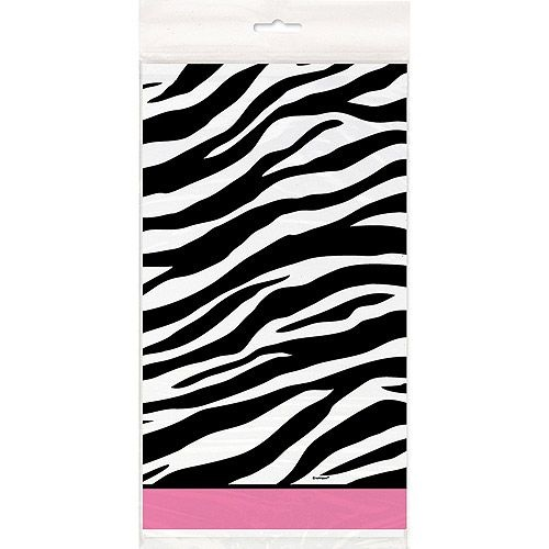 Zebra Masa Örtüsü