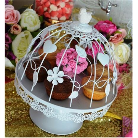 Perforje Cupcake Standı