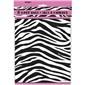 Zebra Parti Çantası