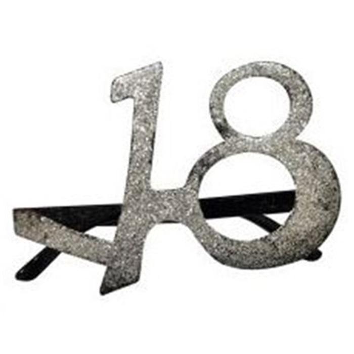 18 Yaş Temalı Parti Gözlük