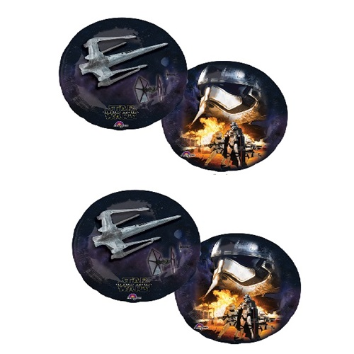 Star Wars Multi Folyo Balon
