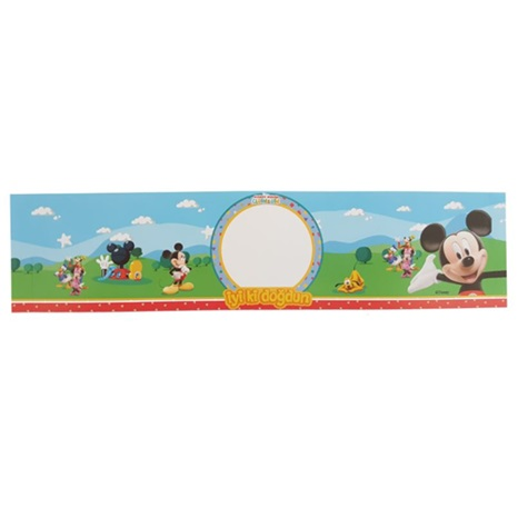Mickey Mouse Temalı Peçetelik