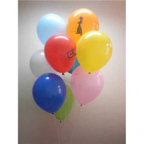 Uçan Balon Demeti 10 Ad
