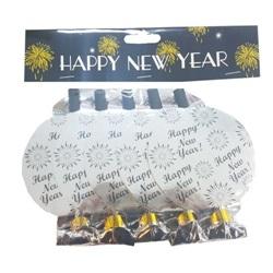 Yılbaşı Happy New Year Kaynana Dili Gümüş