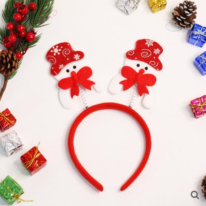Yılbaşı Noel Fiyonklu Taç