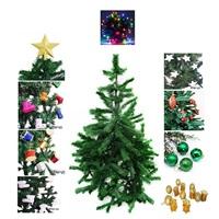 Yılbaşı Ağacı Lux Seti