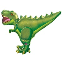 Yeşil Dinozor Folyo Balon