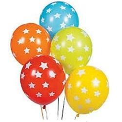 Yıldızlar  Latex Balon