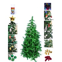 Yılbaşı Ağacı 180 Cm Set