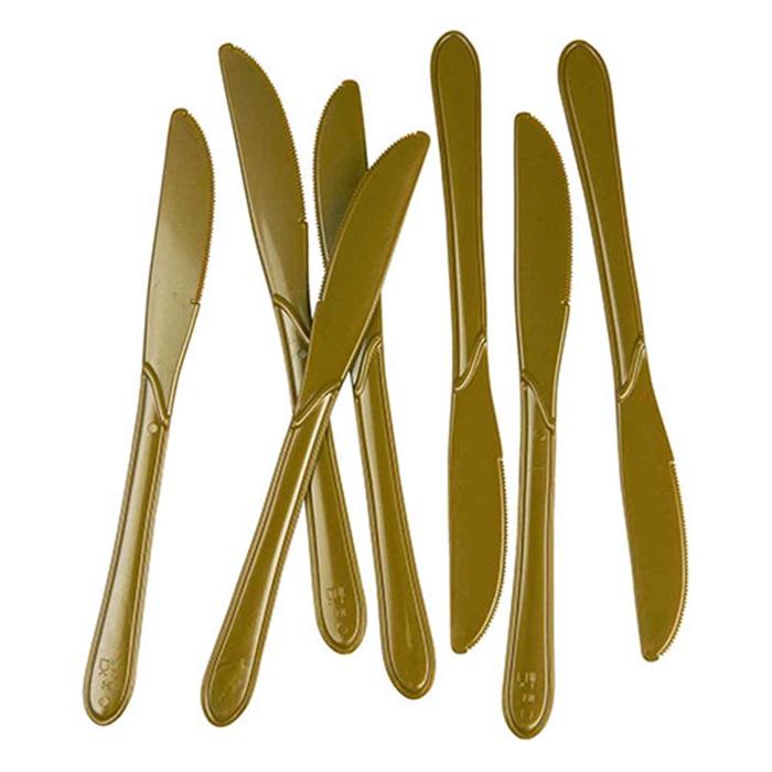 Gold Plastik Bıçak