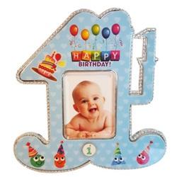 1 Yaş Temalı Happy Birthday Mıknatıslı Magnet