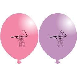 Cute Birds Temalı Balon
