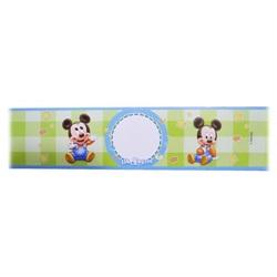 Baby Mickey Mouse Temalı Su Şişe Bandı