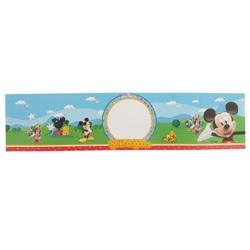 Mickey Mouse Temalı Su Şişe Etiketi