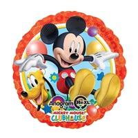 Mickey Mouse Temalı Club House Folyo Balon