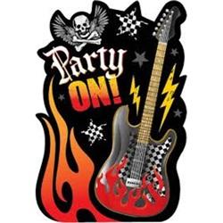 Rock On Davetiye