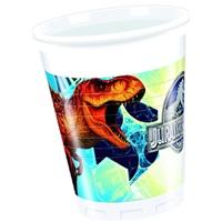 Dinozor T-Rex Temalı Bardak