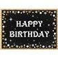 Happy Birthday Siyah Amerikan Servisi