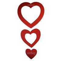Sarkıt Kalp Kırmızı