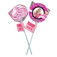 Kişiye Özel Barbie Temalı Şeker
