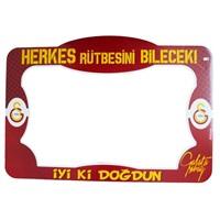 Galatasaray Hatıra Çerçevesi