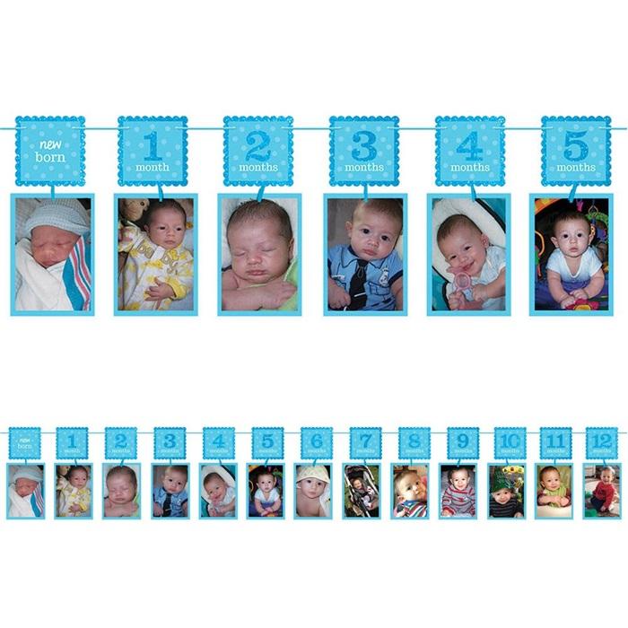Doğum Günü Fotoğraf Çelengi