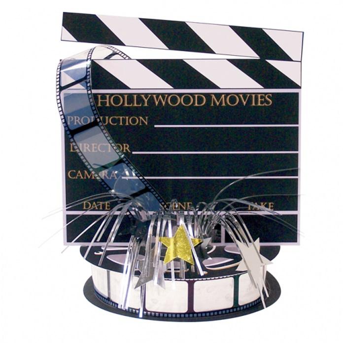 Hollywood Video Masa Orta Süs