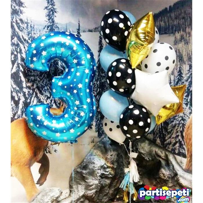 Dekoratif Amaçlı Uçan Balonlar