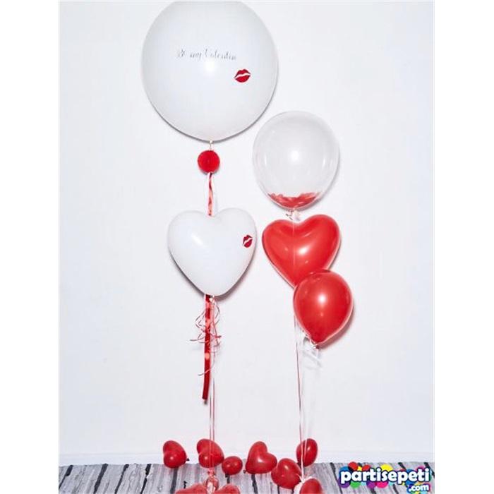 Unutulmayacak Evlilik Teklifi Uçan Balon
